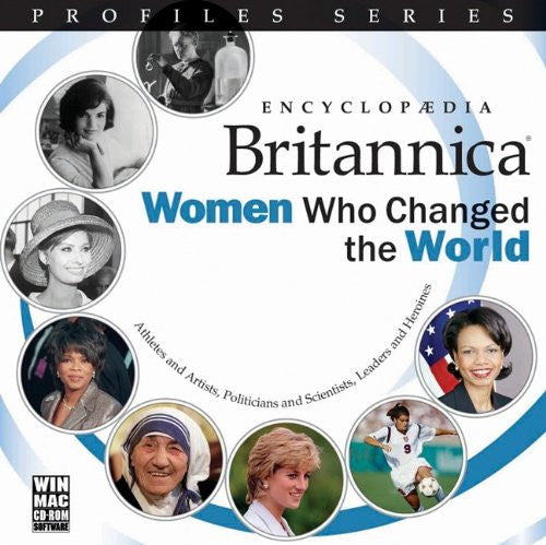 Women Who Changed the World (Britannica Profiles)