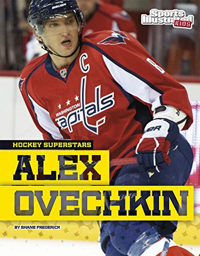 Alexander Ovechkin (Hockey Superstars)