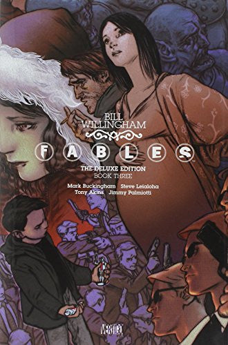 Fables The Deluxe Edition Book Three