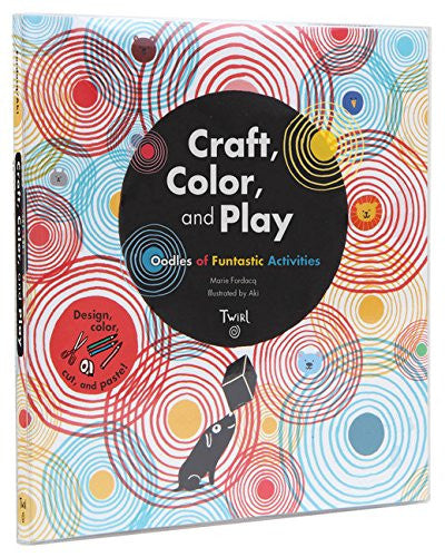 Craft, Color, and Play: Oodles of Funtastic Activities (Play, Cut, and Color)