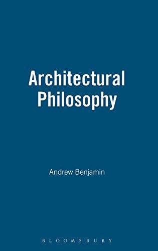 Architectural Philosophy
