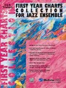 Alfred Publishing 00-SBM01009 First Year Charts Collection for Jazz Ensemble - Music Book
