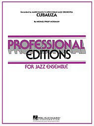 Cubauza - Score & Parts - Jazz Ensemble