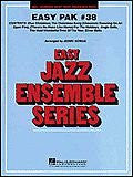 Easy Jazz Ensemble Pak 38 Book With CD