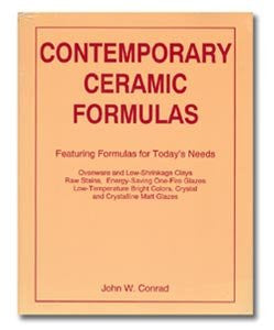 Contemporary Ceramic Formulas