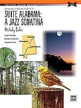 Suite Alabama: A Jazz Sonatina - Piano - Intermediate - Sheet Music
