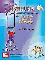 Adventures in Jazz Book/CD Set