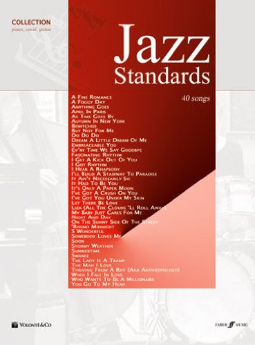 JAZZ - Standards Collection Vol.1 (PVG)