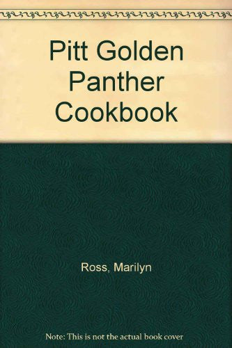 Pitt Golden Panther Cookbook