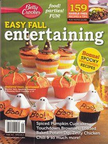Betty Crocker Easy Fall Entertaining