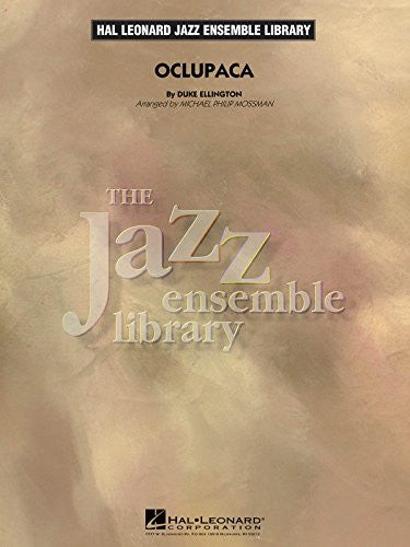Oclupaca - Series: Jazz Ensemble Library - Score and Parts