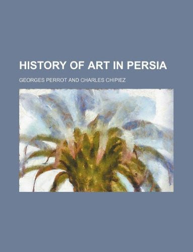History of art in Persia