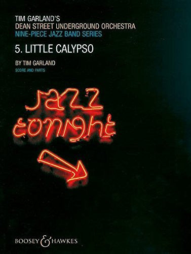 Little Calypso - Jazz Combo Score and Parts