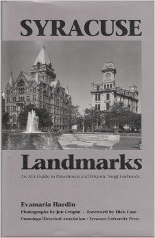 Syracuse Landmarks: An Aia Guide to Downtown and Historic Neighborhoods (1194)