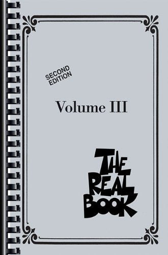 The Real Book - Volume III - Mini Edition: C Edition (Real Books (Hal Leonard))
