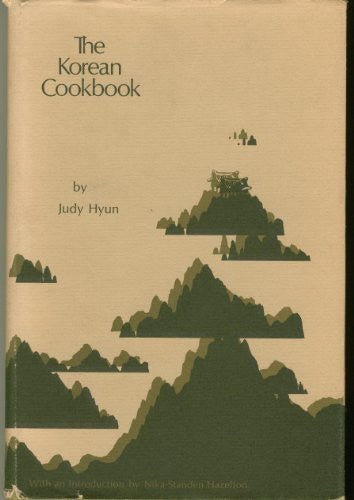 The Korean cookbook