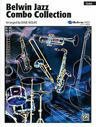 Alfred Jazz Combo Collection (Guitar)