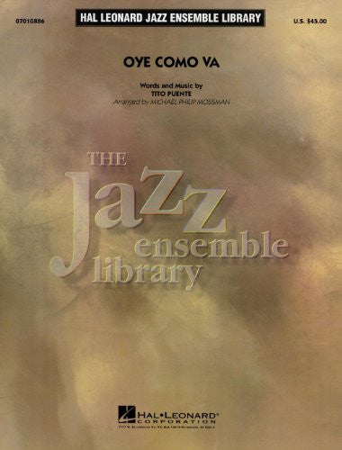 Oye Como Va - Jazz Ensemble