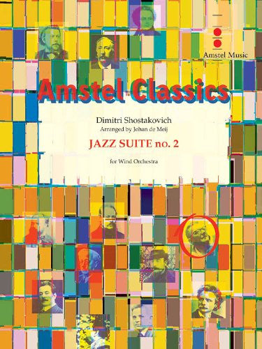 Jazz Suite No. 2 - Complete Edition (all 6 Mvts.) - Score Only
