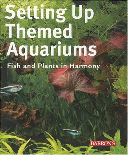 Setting Up Themed Aquariums: Fish and Plants in Harmony