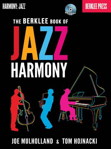 The Berklee Book of Jazz Harmony Series: Berklee Guide - Softcover with CD