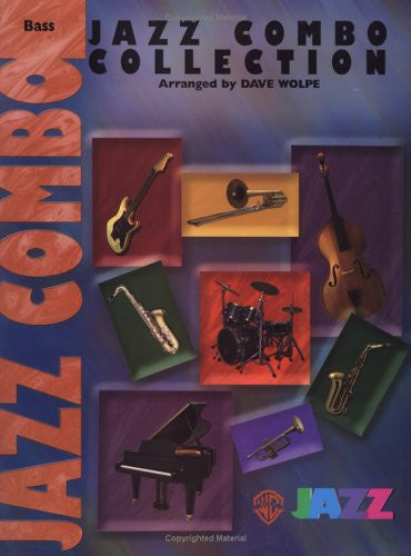 Warner Bros. Jazz Combo Collection: Bass