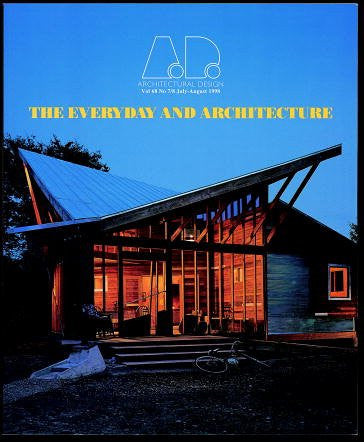 The Everyday and Architecture (Architectural Design)
