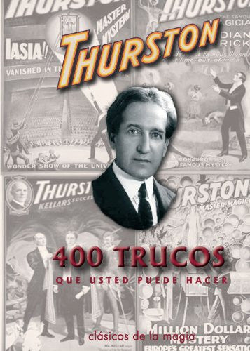 400 Trucos que usted puede hacer (Spanish Edition)