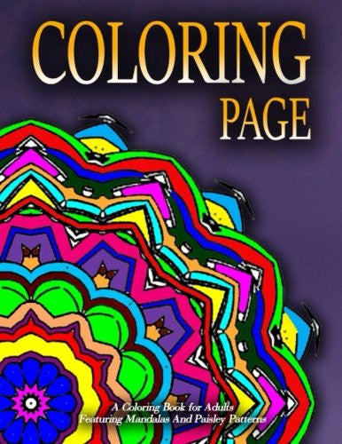 COLORING PAGE - Vol.7: adult coloring pages (Volume 7)