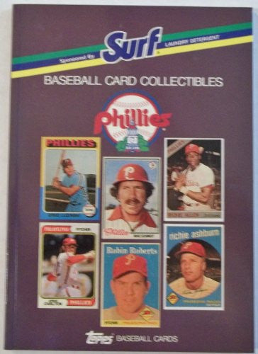 Surf Baseball Card Collectibles: Philadelphia Phillies