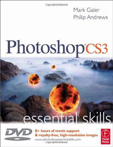 Photoshop CS3 Essential Skills (Photography Essential Skills)