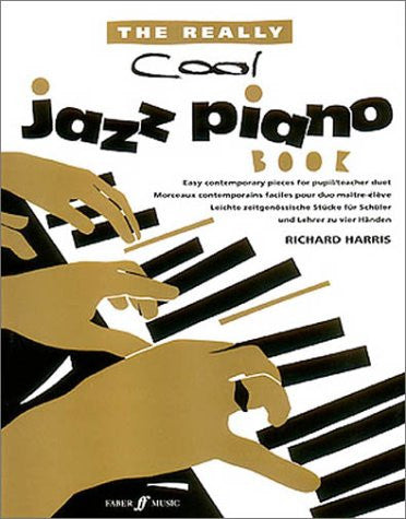 Really Cool Jazz Piano (Faber Edition)