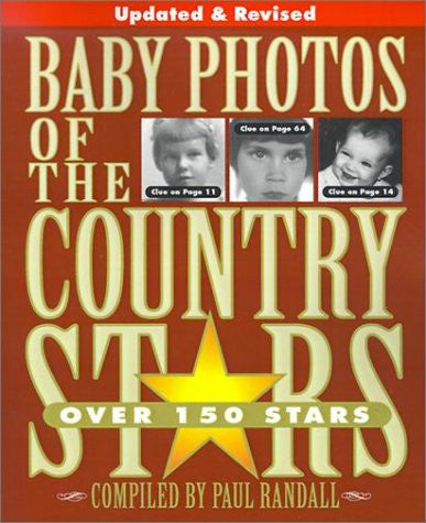 Baby Photos of the Country Stars