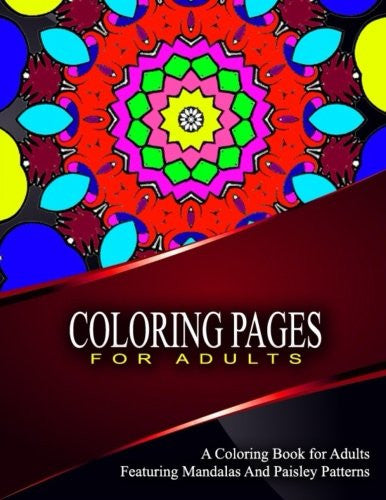COLORING PAGES FOR ADULTS - Vol.7: adult coloring pages (Volume 7)