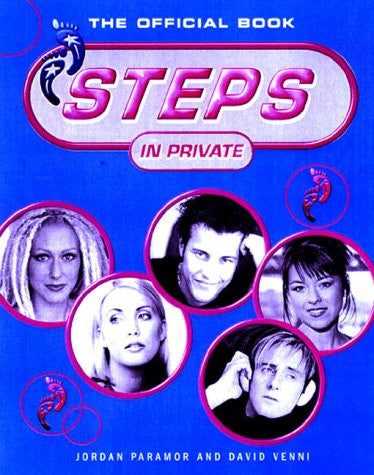 """Steps"" in Private: The Official Book"