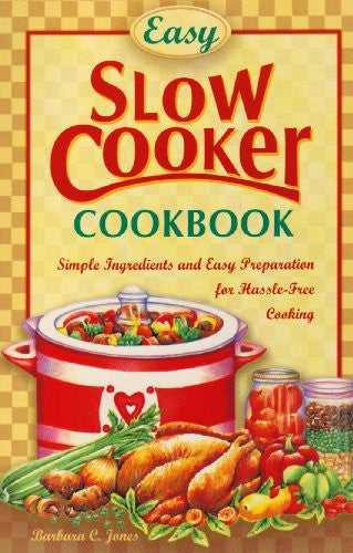 Easy Slow Cooker Cookbook
