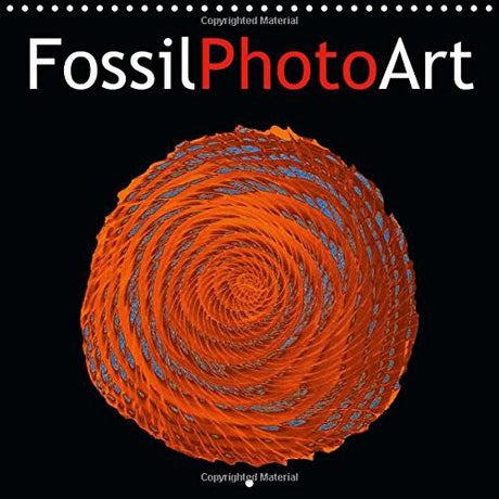 Fossilphotoart: Computer Treated Photos of Fossil Thin Sections (Calvendo Art)