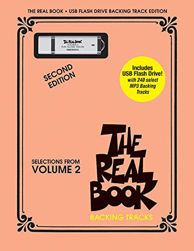 The Real Book Play Along Vol. 2 - USB Flash Drive