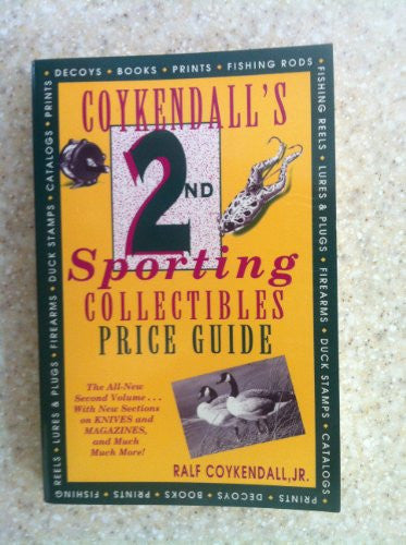Coykendall's Second Sporting Collectibles Price Guide