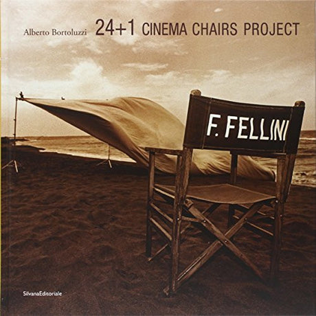 24+1 Cinema Chair Project (English and Italian Edition)