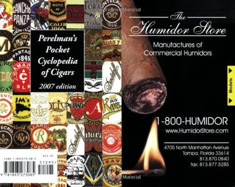 Perelman's Pocket Cyclopedia of Cigars - 2007 Edition
