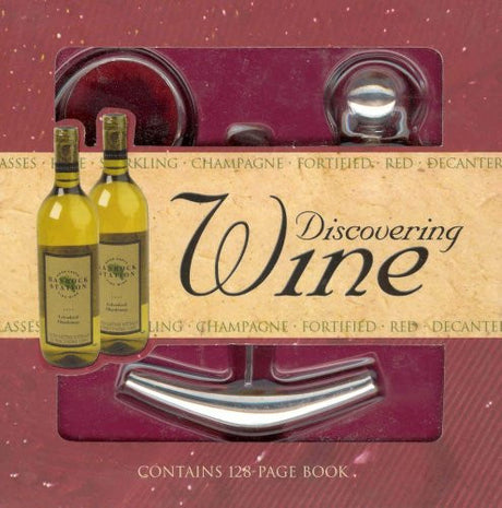 Discovering Wine with Other and Corkscrew and Wine Stopper (Lifestyle Box Sets)