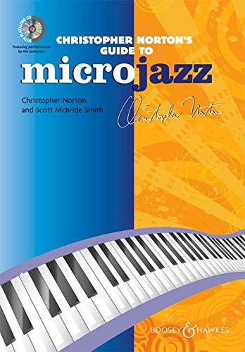 CHRISTOPHER NORTON'S GUIDE TO MICROJAZZ BOOK W/ PLAYALONG CD