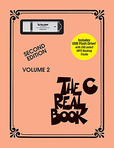 The Real Book - Volume 2: Book/USB Flash Drive Pack