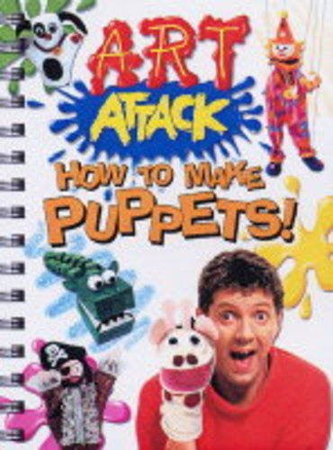 """ Art Attack "" : How to Make Puppets ( "" Art Attack "" )"