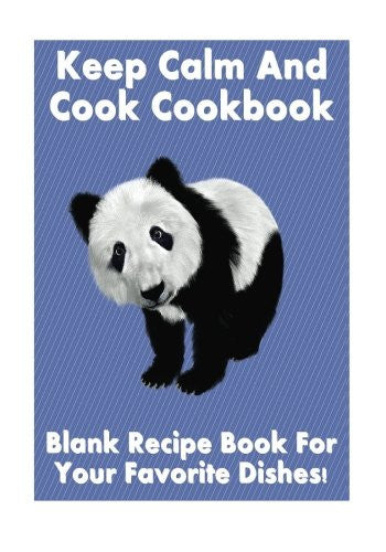 Blank Recipe Book: My Favorite Recipes