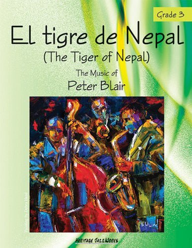 El Tigre de Nepal: The Tiger of Nepal