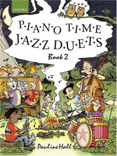 Piano Time Jazz Duets Book 2 (Bk. 2)