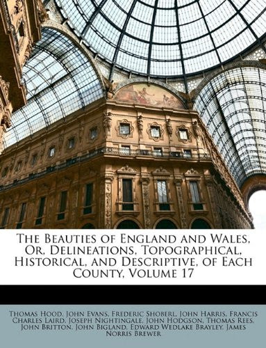 The Beauties of England and Wales, Or, Delineations, Topographical, Historical, and Descriptive, of Each County, Volume 17