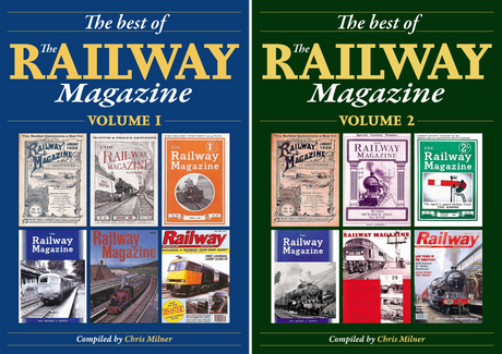 The Best of The Railway Magazine (2 Book Series)